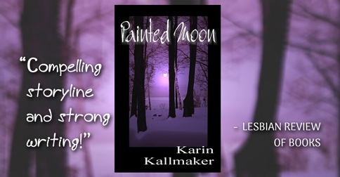 cover Painted Moon compelling story