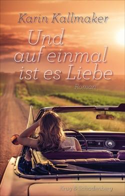 book cover lesbian love story und auf einmal