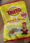 Tatyo Onion and Cheese Crisps