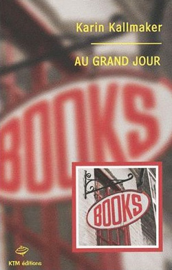 book cover au grand jour touchwood bookstore marquee