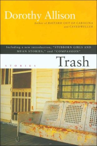 Penguin cover Trash by Dorothy Allison