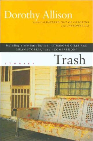 Penguin cover Trash by Dorothy Allison