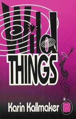book cover wild things naiad modern woman romance