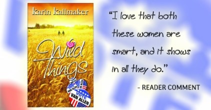 cover Wild Things smart women and it shows