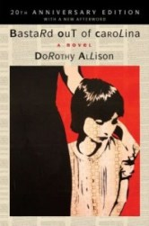 20th Anniversary cover Bastard Out of Carolina by Dorothy Allison