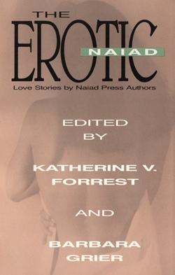 book cover erotic naiad the naiad press