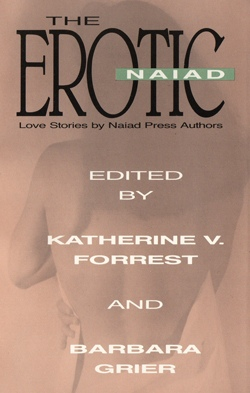 book cover erotic naiad the naiad press