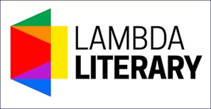 colorful books, lambda literary