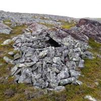 Kivihaudat – saamelainen hautaustapa?
