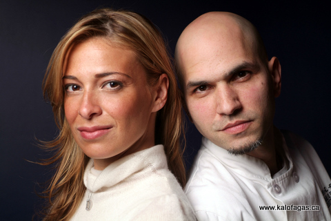 Co-Owner Donatella Arpaia and Chef Michael Psilakis