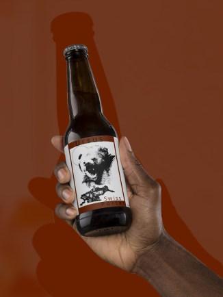 Idée pour des étiquettes de bière dans mon style HelvEdition