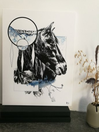 commissionwork_horse_ka_lok_graphicarts_20200612