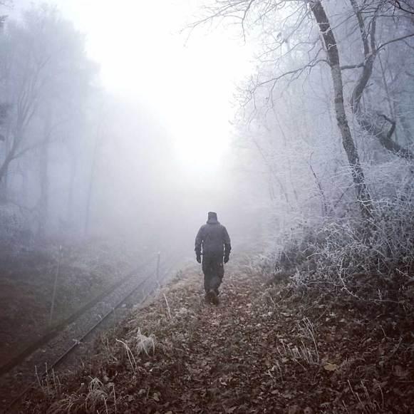Trail trough the mist - pic by Ka L-O-K