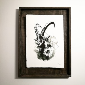 """Capra Ibex"" – HelvEdition by Ka L-O-K 