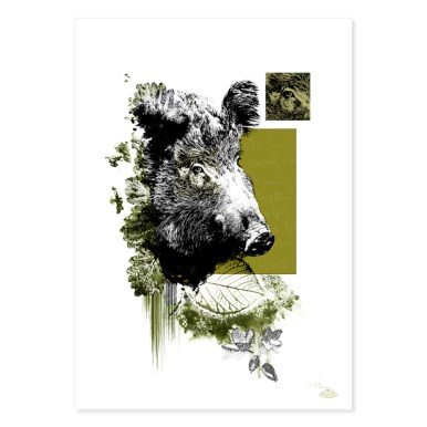 """Die Wildsau"" 