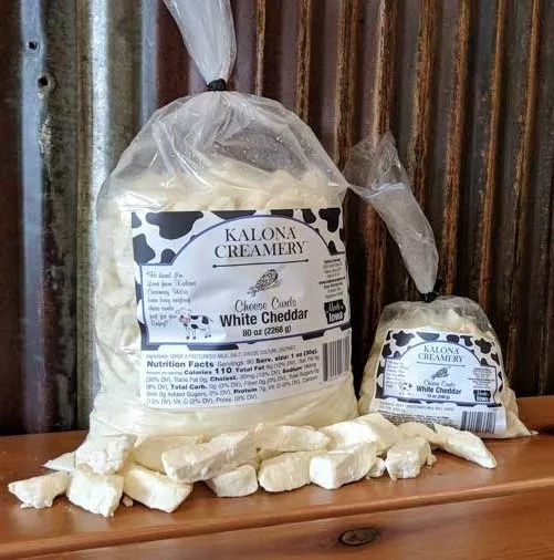 wholesale cheese curds