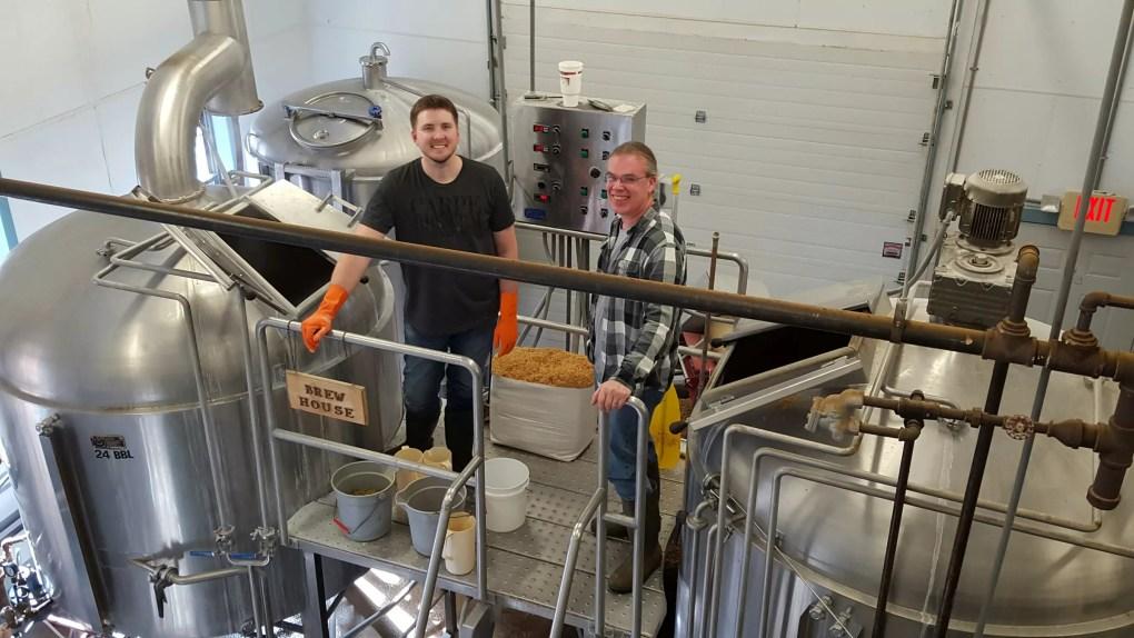 Millstream Brewing Company- Amana, Iowa