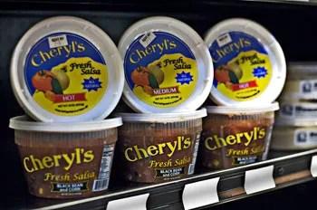 Cheryl's Fresh Salsa- Southeast, IA