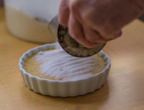 Eggnog Creme Brûlée