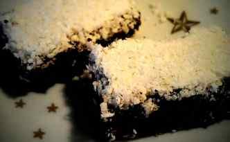 Brownie konfekt