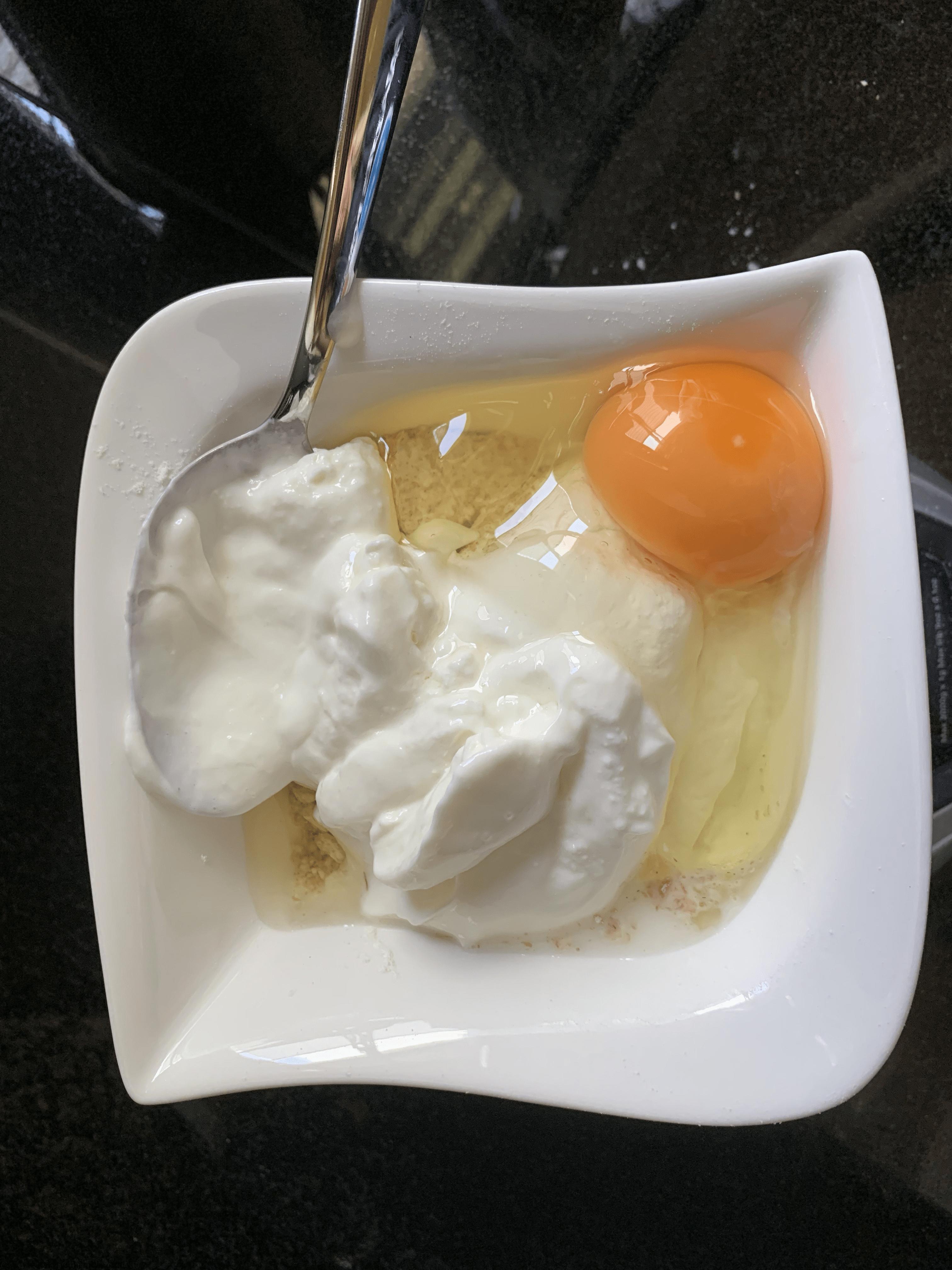 Quarkkäulchen - Geunde Kalorienarme Rezepte