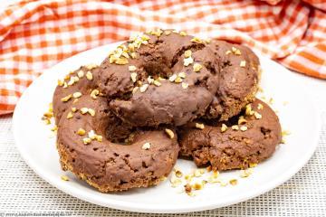 kalorienarme Kuchenrezepte Donuts