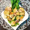 Salat Gesunde kalorienarme Rezepte