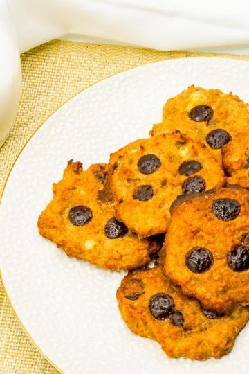 Schokocookies - Gesunde Kalorienarme Rezepte
