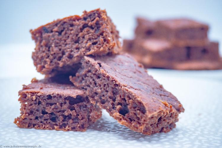 Brownie - Kalorienarme Rezepte