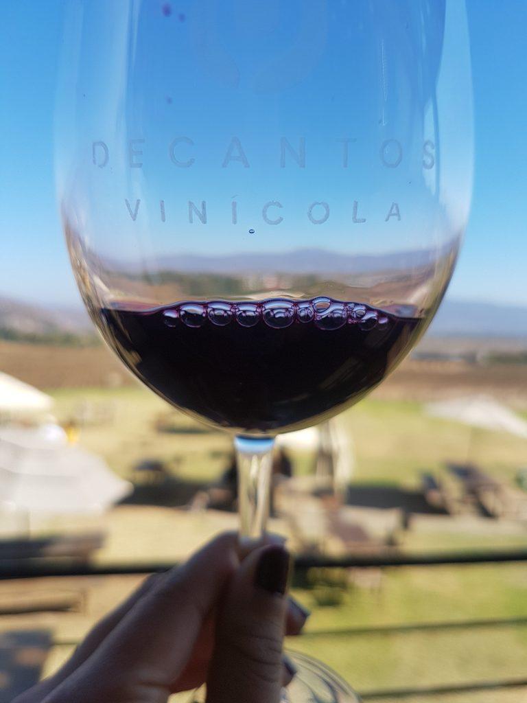 Decantos Vinícolas - Ruta del Vino - Valle de Guadalupe