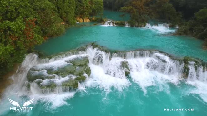 Cascada el meco, Huasteca Potosina