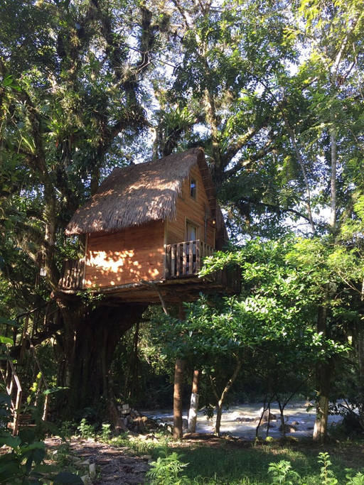 mejores airbnb huasteca potosina