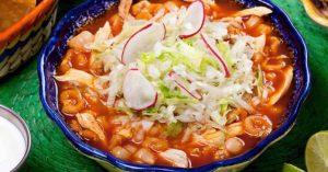 Cómo maridar vino con comida mexicana - pozole