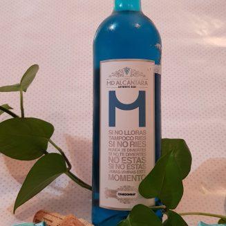 Vino Azul Marqués de Alcántara