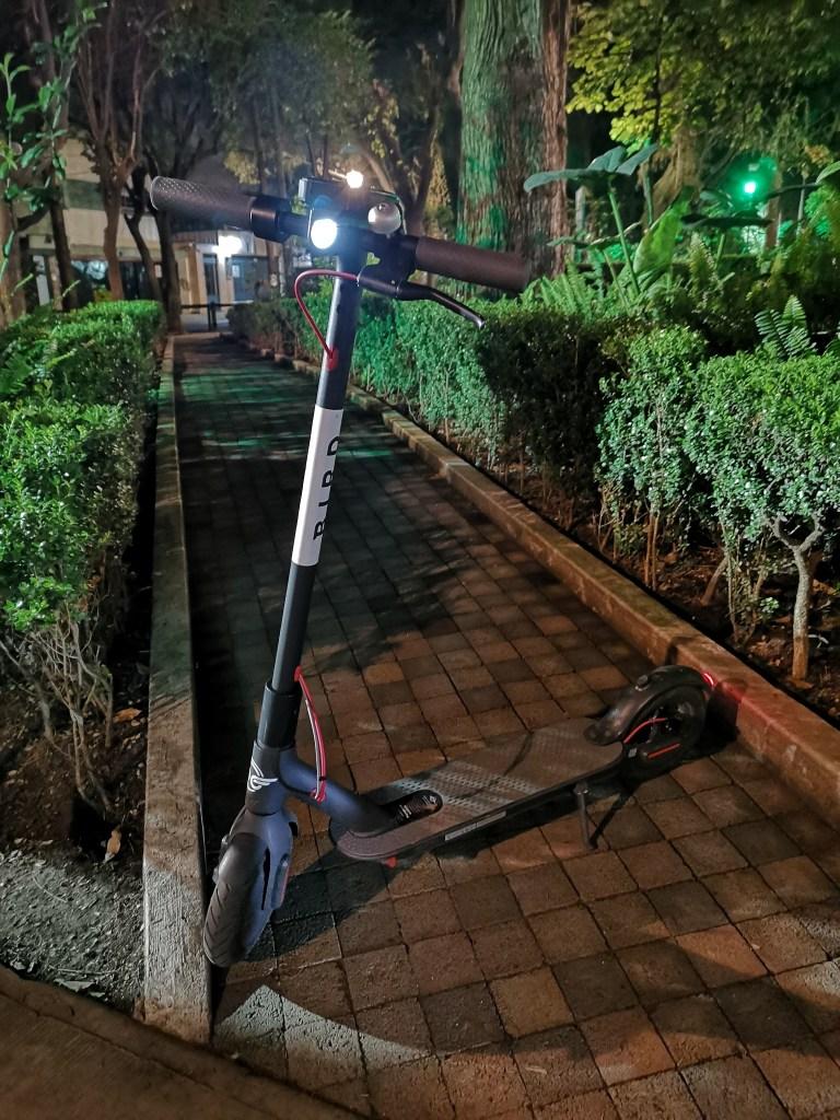 scooters eléctricos bird en Mexico