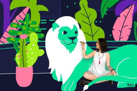 yeti-ilustradora-mexicana
