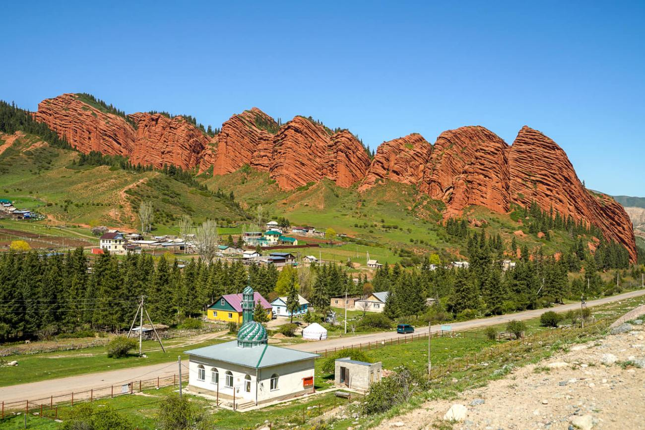 Top 10 Destinations in Kyrgyzstan - Kyrgyz Guides