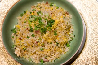 Tasty Cantonese fried rice Chef style