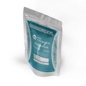 Oxandroxyl by Kalpa Pharmaceuticals