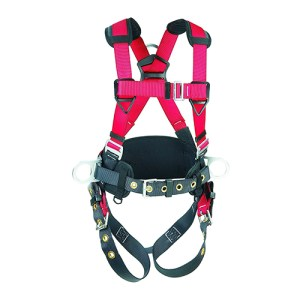 Protecta Pro 1191209 Medium or Large Construction Style Harness