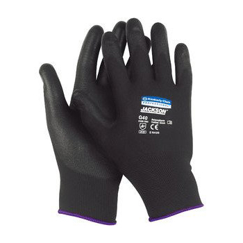 Distributor Kimberly Clark 13840 G40 POLYURETHANE Coated Gloves size 10 (XL), Distributor Safety Glove Polyurethane Kimberly Clark 13840 G40 POLYURETHANE Coated Gloves size 10 (XL)