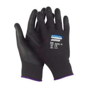 Kimberly Clark 13840 G40 Size XL Polyurethane Jackson Safety Coated Gloves