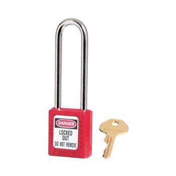 Jual Master lock 410LT RED