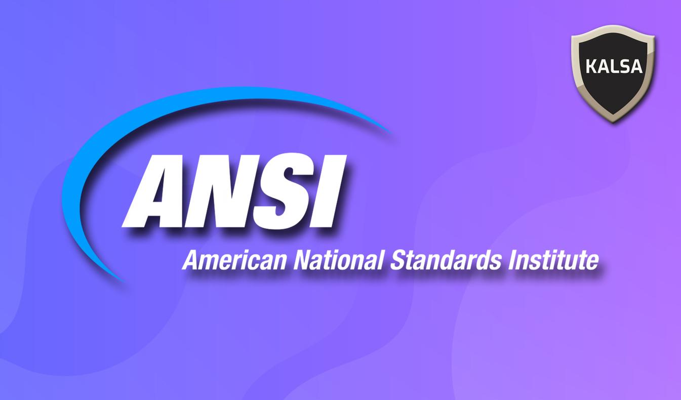 Standard ANSI Z87.1 Eye Protection