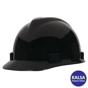 MSA Fastrack V-Gard Caps Black Head Protection