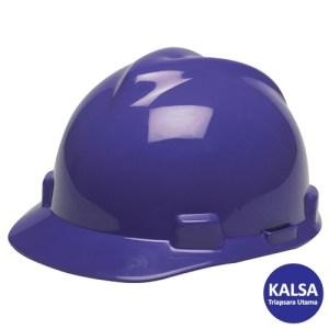 MSA Staz On V-Gard Caps Dark Blue Head Protection