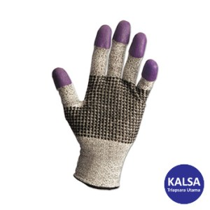 Kimberly Clark 97430 G60 Size S Jackson Safety Purple Nitrile Cut Resistant Gloves