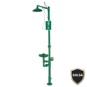 Haws 8336 Corrosion Resistant Shower and Eye or Face Wash