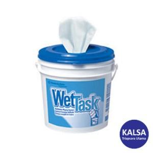 Kimberly Clark 6411 White Kimtech Wettask System Wiper