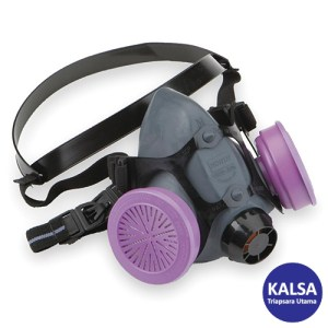 Respirator 550030 Honeywell North Premium Half Mask Reusable